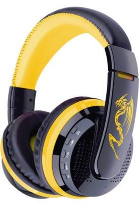 Ovleng MX666 Kablosuz Bluetooth Kulaklık Kırmızı
