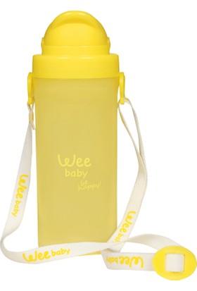 Wee Baby Pipetli Bardak - Sarı
