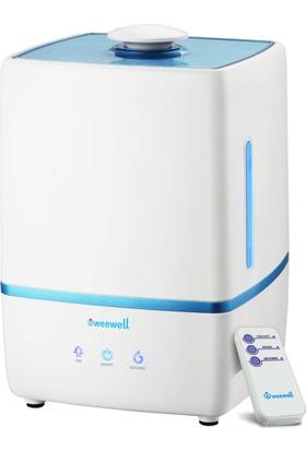 Weewell WHC726 İyonizerli Soğuk Buhar Makinesi Uzaktan Kumandalı
