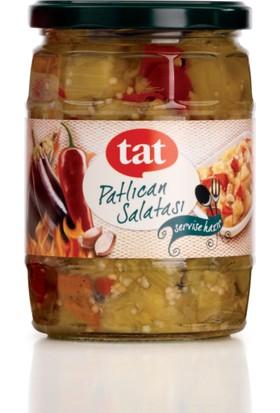 Tat Patlıcan Salatası Cam 580 Ml