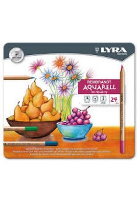 Lyra Aquarell Pencils 24 Lü
