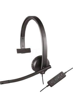 Logıtech H570E Mono Headset 981-000571