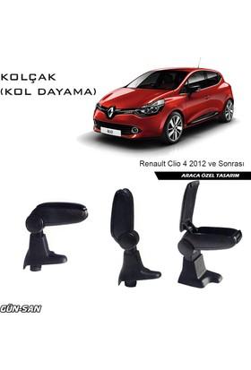 Omsa Renault Clio 4 2012 Ve Sonrası Orjinal Tip Kol Dayama ( Kolçak )