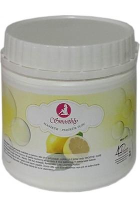 Smoothly Manikür-Pedikür Tuzu 850G ( Limon )