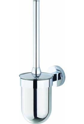 Bauboss Focus Tuvalet Fırçası Pirinç