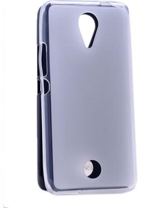 Kny Casper Via E1C Kılıf Süper Silikon Kılıf +Cam