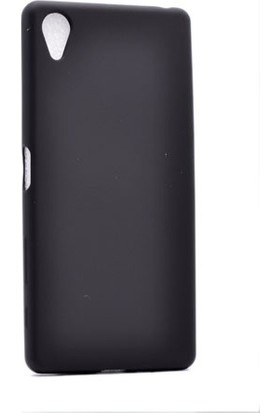 Kny Sony Xperia X Kılıf Ultra İnce Mat Silikon