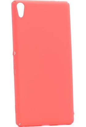 Kny Sony Xperia Xa Ultra Kılıf Ultra İnce Sert Rubber