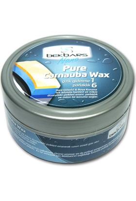 Bekbars Nano Pure Carnauba Wax 150 gr