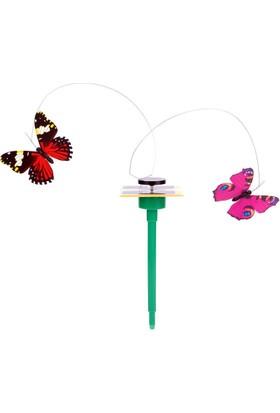Practika Solar Butterfly Güneş Enerjili Uçan Kelebek