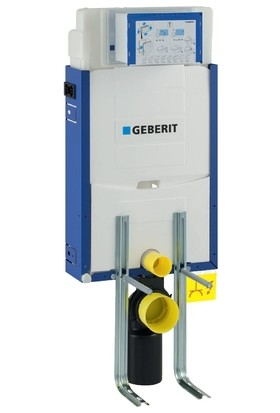 Geberit Gömme Rezervuar Sigma - 12 Cm - Kombifix - Ayaklı