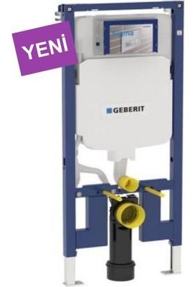 Geberit Sigma 8 Cm Duofix İnce Gömme Rezervuar