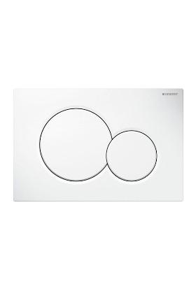 Geberit Kumanda Kapağı Sigma 01 (Beyaz)