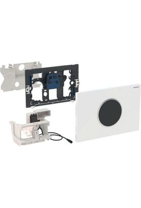 Geberit Fotoselli Kapak Sigma10 - Elektrikli (Pas. Çelik)