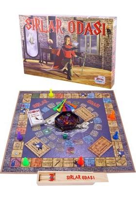 Cix Sırlar Odası Eğlendirici Zeka Oyunu