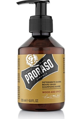 Proraso Sakal Şampuanı - Wood Spice 200 ml.