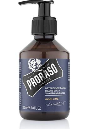 Proraso Sakal Şampuanı - Azure Lime 200 ml.