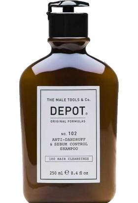 DepotKepek ve Yağ Kontrol Şampuanı 250 ml.