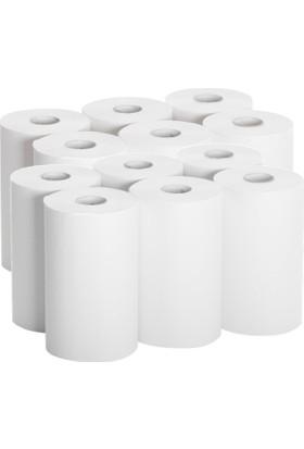 Optima Fotoselli Kağıt Havlu 8 Kilo 12 Rulo