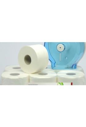 Optima Cimri İçten Çekmeli Tuvalet Kağıdı 4 Kilo 6 Rulo