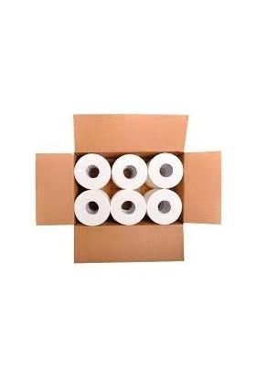 Optima Mini Cimri İçten Çekmeli Tuvalet Kağıdı 4 Kilo 6 Rulo