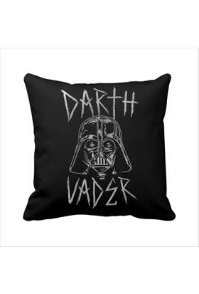 Asr Darth Vader 7 Star Wars Saten Yastık