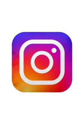 Asr Instagram Yeni İnsta Sosyal Medya Saten Yastık