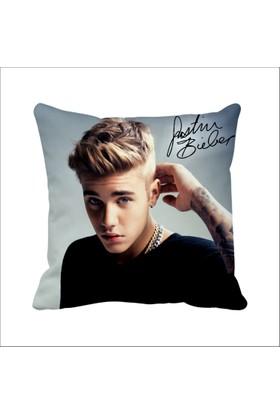Asr Justin Bieber Believe One Love Saten Yastık