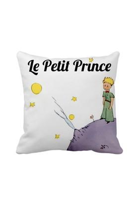 Asr Le Petit Prince Küçük Prens Kitap Saten Yastık