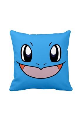 Asr Squirtle Skörtıl Pokemon Go Saten Yastık
