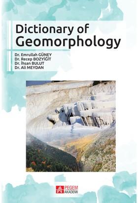 Dictionary Of Geomorplology