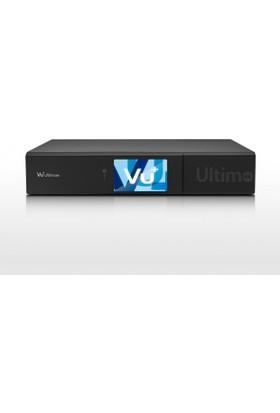 Vu+ Ultimo 4K UHD Uydu Alıcısı