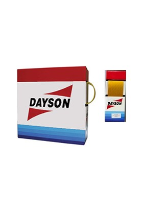 Dayson Rulo Zımpara 115 mm x 25 Mt 220 Kum