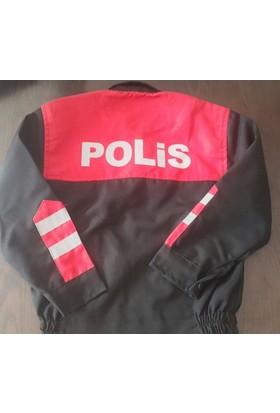 Furkan Giyimçocuk Polis Kostümü 9-10 Yaş
