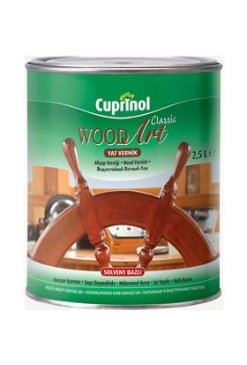 Cuprınol Wood Art Classic Yat Vernik 0,75 Lt.