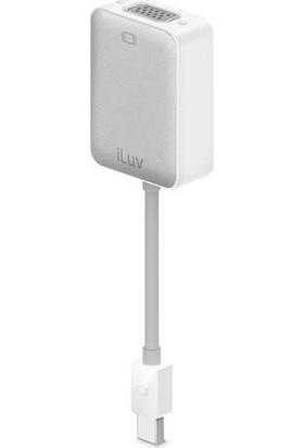 iLuv Mini Displayport to Vga Kablo Dönüştürücü Adaptör