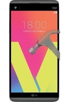 KılıfShop LG V20 Cam Ekran Koruyucu Cam Ekran Koruyucu