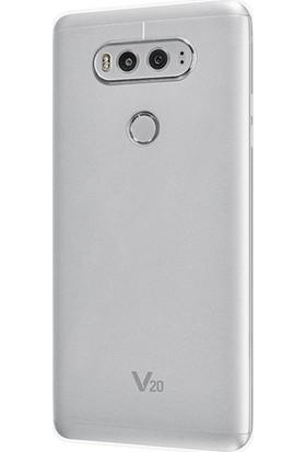 KılıfShop LG V20 Silikon Kılıf