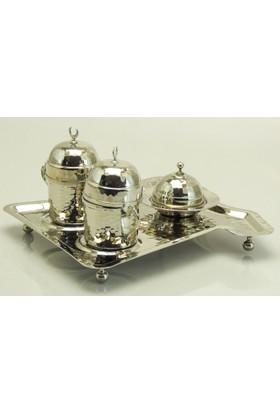 GümüştekinKaftan Kahve Seti