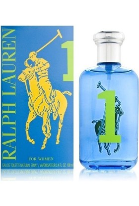 Ralph Lauren Big Pony Blue Edt 100Ml Bayan Parfümü