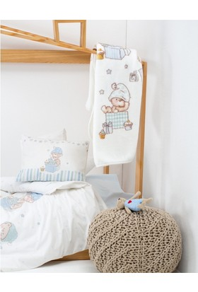 Karaca Home Funny Bears Rnf Bebek İspanyol Battaniye