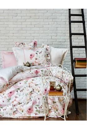 Karaca Home Gloria Pudra Çift Kişilik Soft İspanyol Battaniye