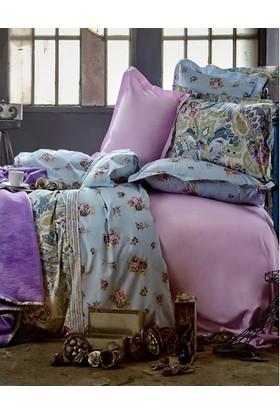 Karaca Home Toledo Mor Çift Kişilik Uyku Seti