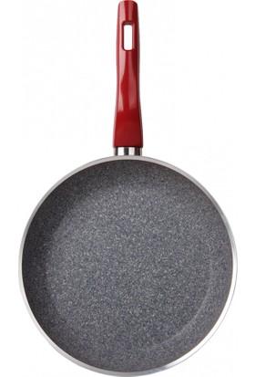 Karaca Red Silver Bio Granit 30 Cm Tava