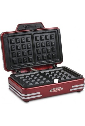 Cookplus Retro Waffle Makinesi Rmw200
