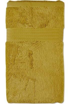 Karaca Home Pure Soft Yağ Yeşili 50X90 Havlu