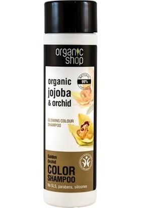 Organıc Shop Şampuan Altın Orkide, 280Ml