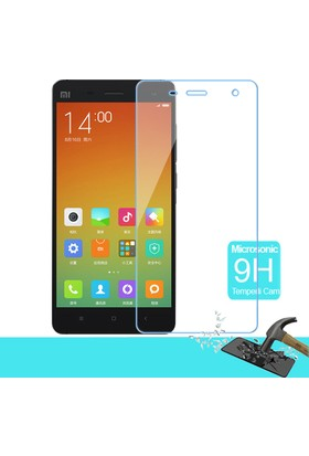 Microsonic Xiaomi Mi 4 Temperli Cam Ekran koruyucu film