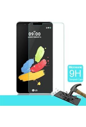 Microsonic LG Stylus 2 Temperli Cam Ekran koruyucu film