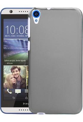 Microsonic HTC Desire 830 Kılıf Transparent Soft